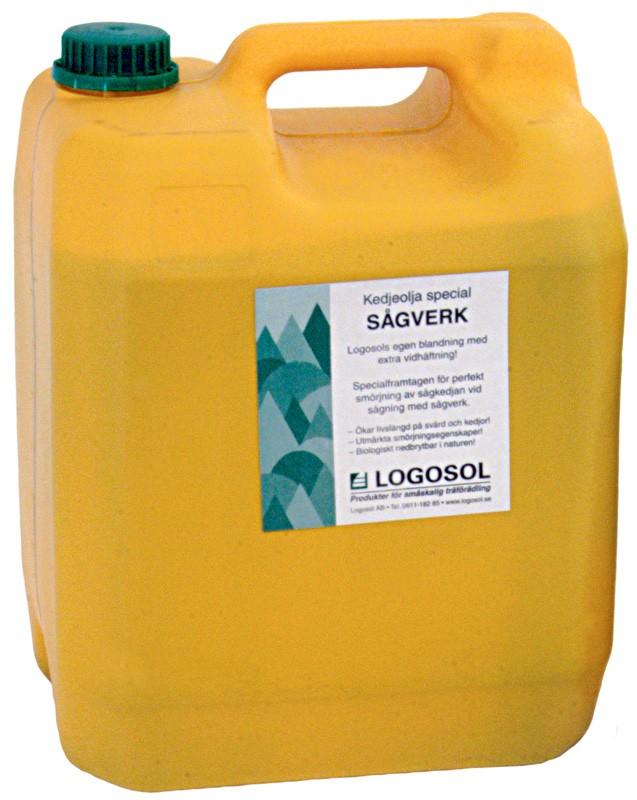 Kettenschmieröl Logosol 10 liter