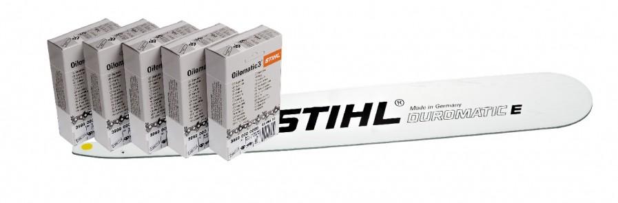 Sparpaket Längsschnittgarnitur 40 cm (Logosol)