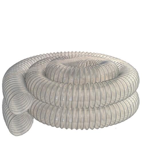 Absaugschlauch, 100 mm, 6 Meter