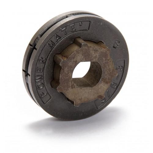 Ringkettenrad mit Adapter für Logosol E-Säge